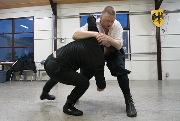 レスリング(技) Wrestling